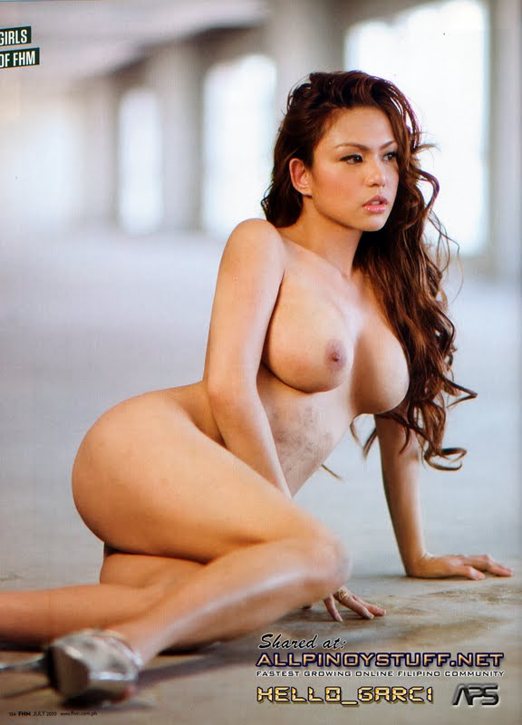 nsfw nude model philipines