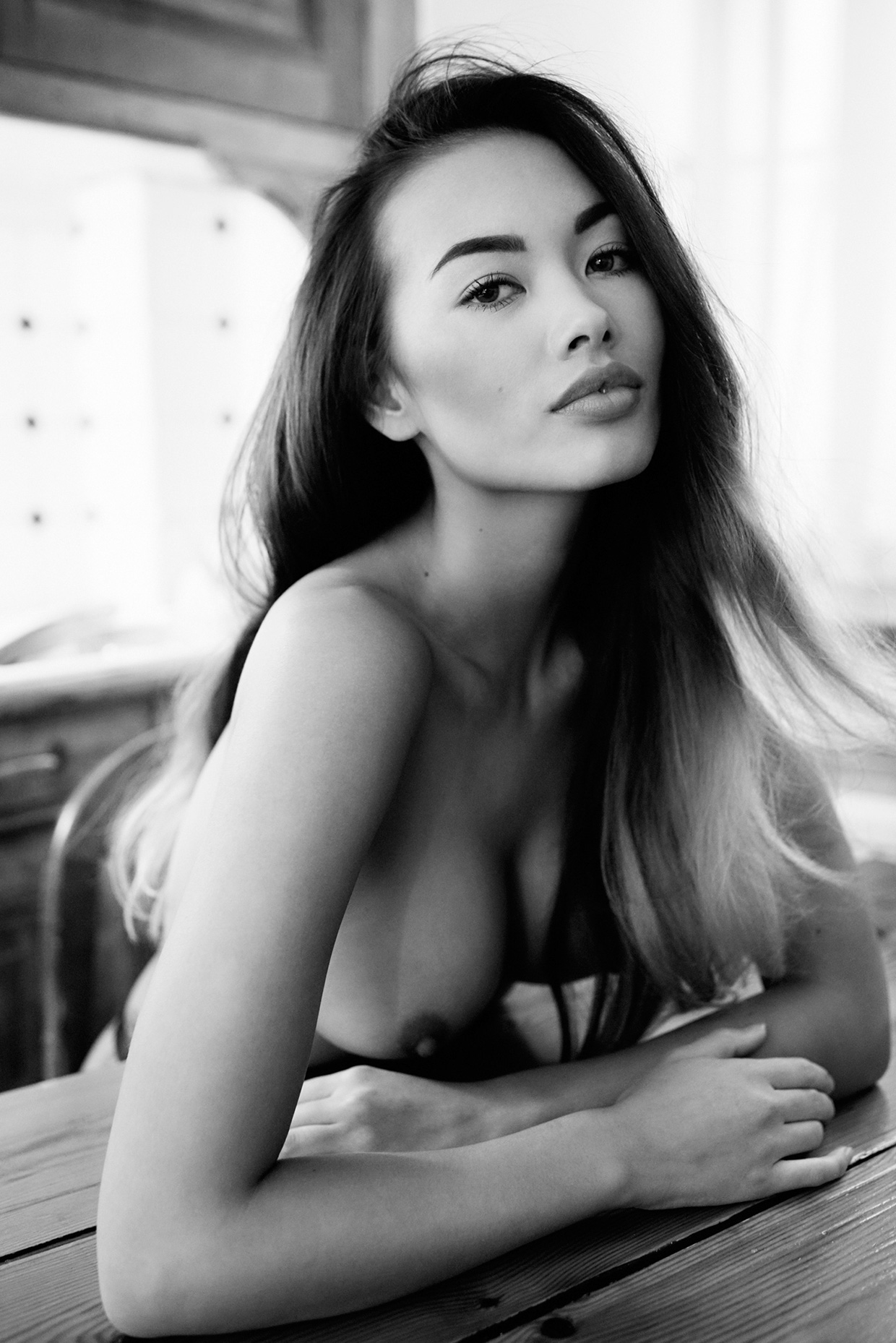 Thai-Swedish Model Jennifer Berg Pinyojit Nude Photos Leaked-3743