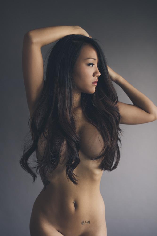 Korean-American Nude Model Kyla Gray Leaked Nude Photos-8760