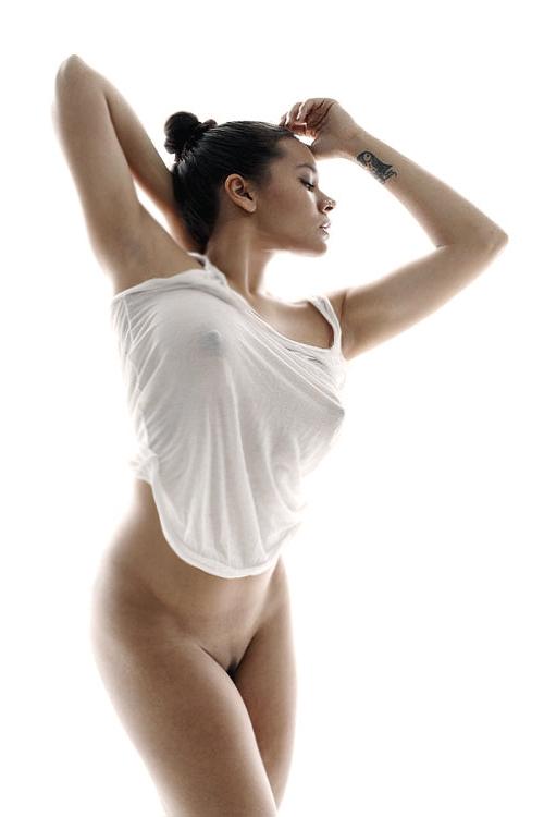 Asian Nude Model Gallery