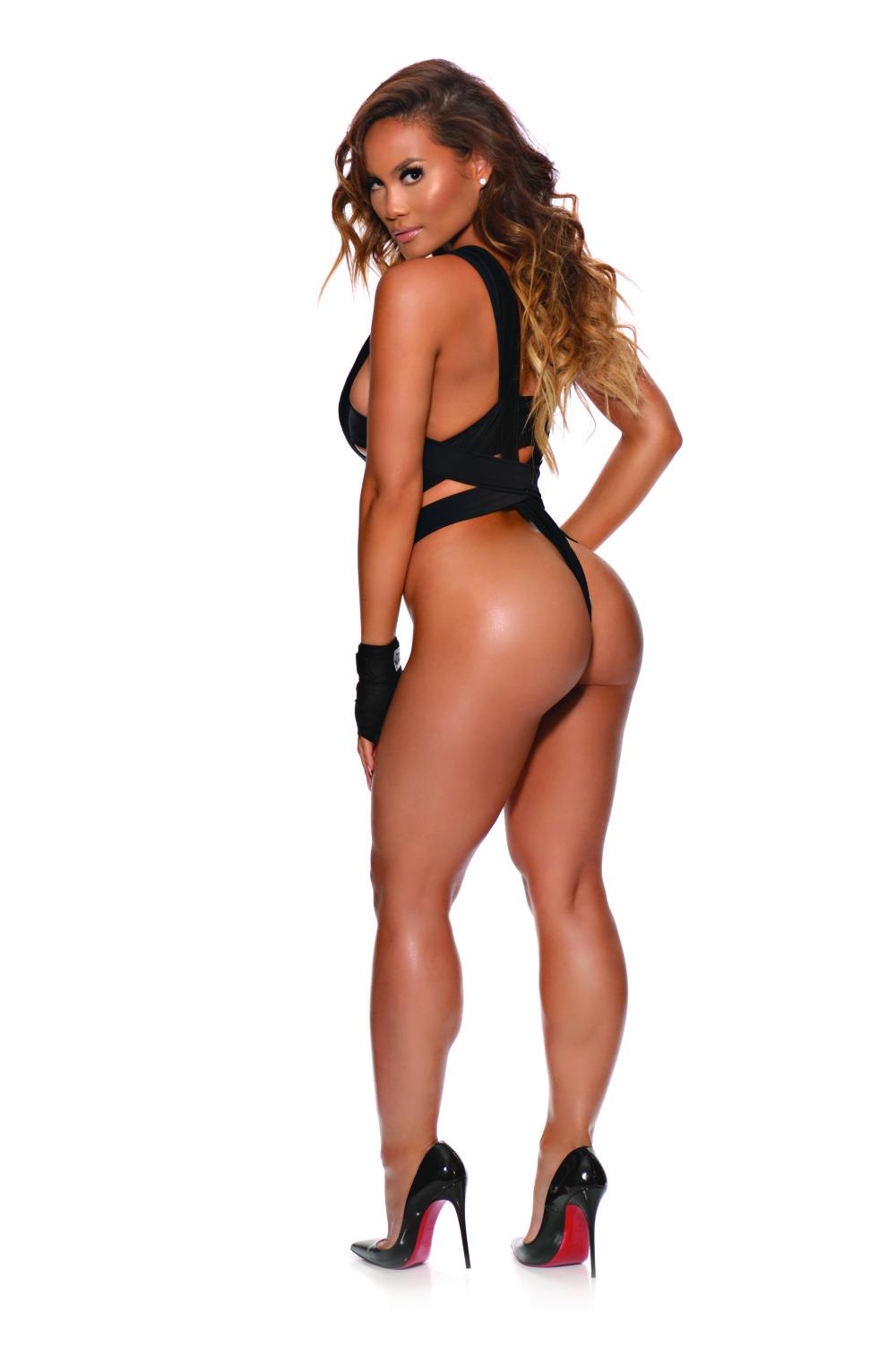 sexy topless girls in leggings