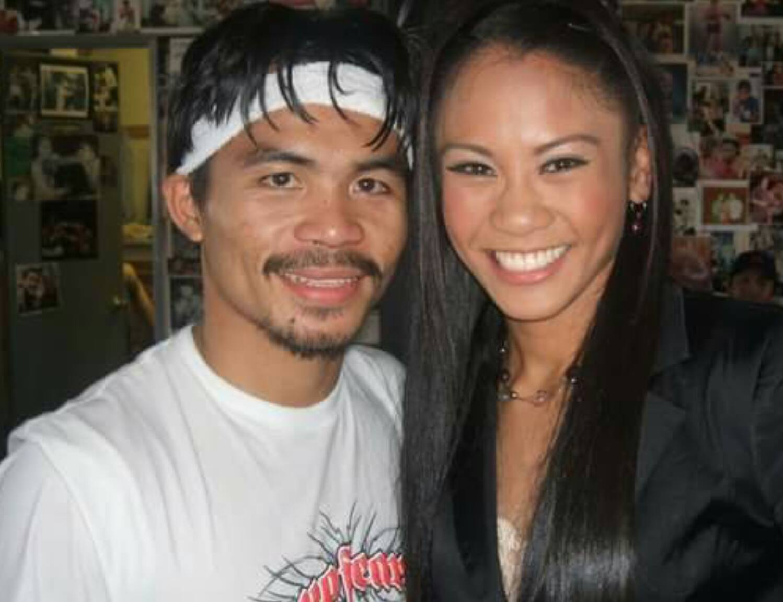 Filipina-American Boxer And Mma Fighter Ana Julaton Leaked -7036